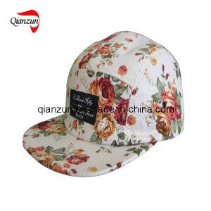 1251c2c4107 China 5 Panel Cotton Floral Supreme Cap - China Supreme Cap