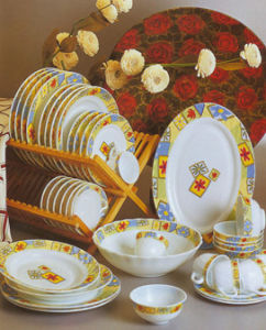 Opal Glassware - Dinner Set (38PCS)