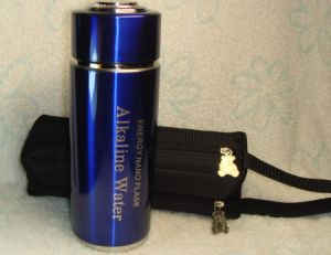 Alkaline Water Flask (AQB-01) Equip With Different Carrying Bags