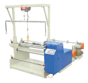 JY-SZ1600 Jumbo Roll Separating and Cutting Machine for Paper Tube