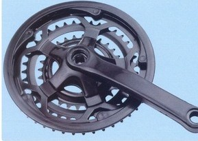 Chainwheel and Crank Bicycle Parts