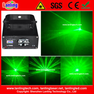 Single Green Disco Party Home Laser Light pictures & photos