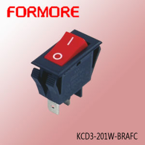 Rocker Switch for Extension Socket /Paddle Switch /Boat Switch pictures & photos