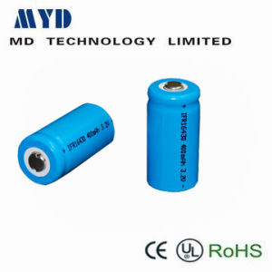 IFR 16430 3.2V 400mAh Rechargeable Battery