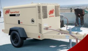 Ingersoll Rand/ Doosan Portable Screw Compressor, Compressor, Air Compressor (VHP300WIR HP375WIR XP375WIR P425WIR) pictures & photos
