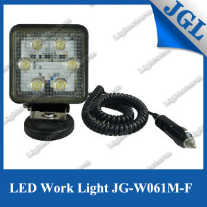 18W LED Work Light for 4WD 4X4 Offroad Mining