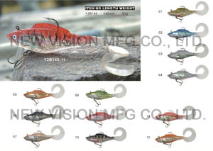 Fishing Accessories Fishing Soft Lure pictures & photos