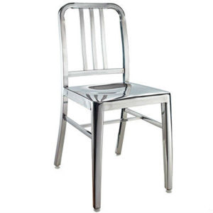 Stainless Steel Metal Restaurant Navy Chair, Dining Seating (SC-07002) pictures & photos