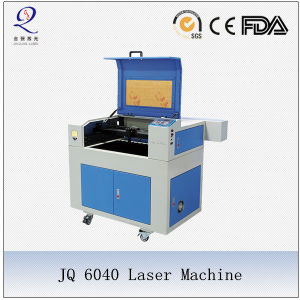 Laser 6040 Engraving Cutting Machine pictures & photos