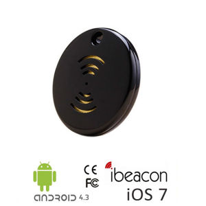 Bluetooth 4.0 BLE Sticker I Beacon Accelerometer