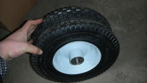 Industrial/Construction Wheelbarrow Pneumatic Wheel 5.00-6