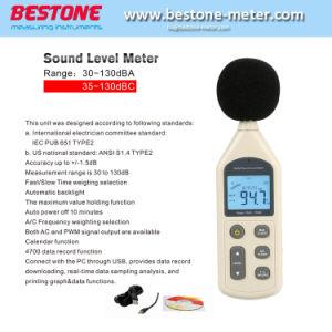 DSY Handheld Digital Noise Meter MCH-1351 31.5HZ-8kHZ Measurement Accuracy 1.5dB