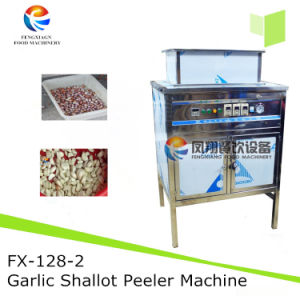 Commercial Industrial Garlic Peeling Machine, Shallot Garlic Peeler (FX-128-2) pictures & photos