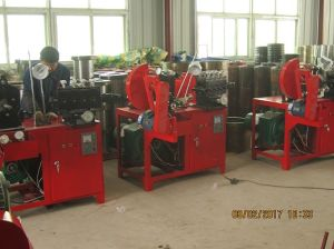 Presstressing Corrugated Tube Making Machine pictures & photos