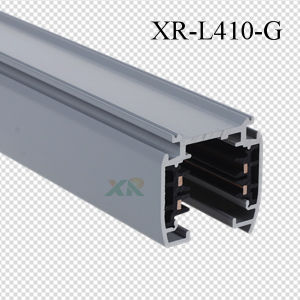 China 3 Phase Circuit 4 Wire Track Rail