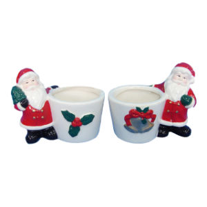 Christams Gift of Ceramic Desk Flower Pot for Decoration pictures & photos