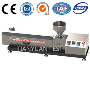 Ty-7004 Laboratory Single-Screw Extruder / Machine pictures & photos