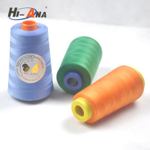Hot Products Custom Design Strong Raw Material Sewing Thread pictures & photos