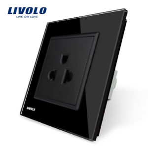 China Livolo EU Standard Us 16A Wall Power Socket Vl-C7c1us-12/15 ...