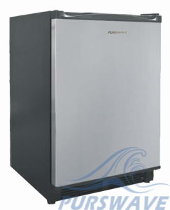 Purswave Bc-150q 150L DC Built-in RV Fridge 12V Solar Refrigerator 24V  Freezer 48V Car Refrigerator