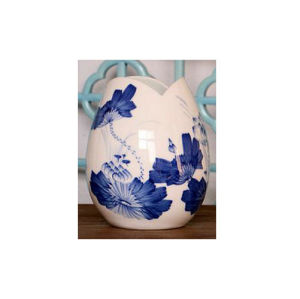 Chinese Blue and White Porcelain Vase Lw955 pictures & photos