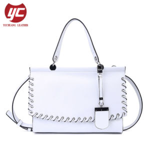 Yc H148 Hot Newest Braiding T Polyurethane Las Designer Handbags
