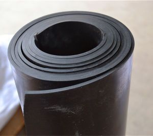 Excellent Mechanical Viton Chloroprene Rubber Sheet pictures & photos
