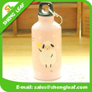 Professional Custom Logo 500ml Plastic Sport Water Bottle (SLF-WB022)
