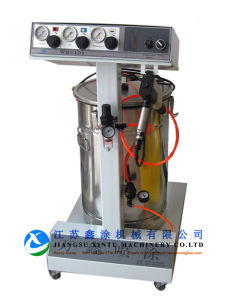 Good Spray Performance Manual Electrostatic Powder Coating Machine pictures & photos