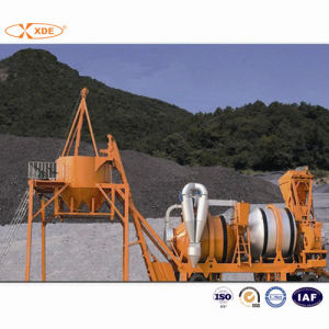 20ton/Hour Mobile Asphalt Mixing Plant for Road Construction
