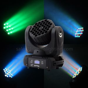 36*3W CREE RGBW LED Beam Moving Head Light (BMS-8807)