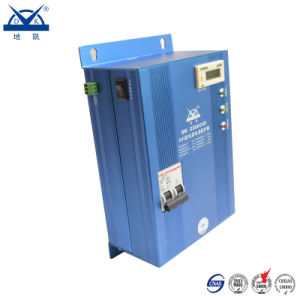 Blue Aluminum Shell Lightning Protector Box Type with Malfunction Indicator pictures & photos