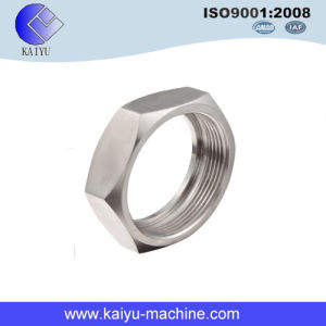 Stainless Steel Sanitary Tube Od Fitting Bevel Seat Hex Nut pictures & photos