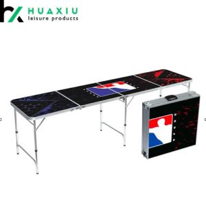 China 8ft Waterproof Durable Quality Drinking Game Table