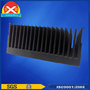 Wind Cooled Apf Heat Sink of Aluminum Alloy 6063 pictures & photos