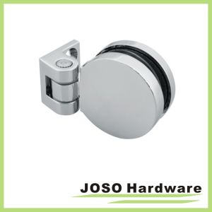 90 Degree Round Shape Brass Shower Bifold Hinge pictures & photos