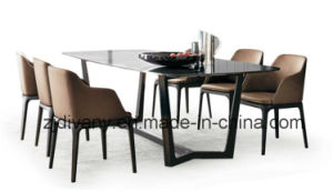 Italian Style Modern Dining Table (E-31) pictures & photos