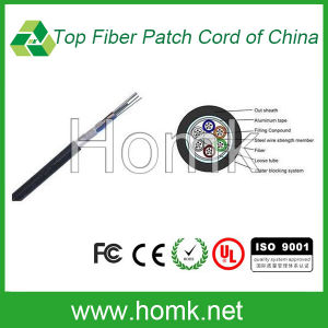 Aluminum Stranded Outdoor Fiber Cable (GYTA)