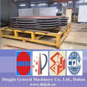Carbon Steel Tank Container Dished Head pictures & photos