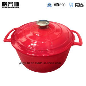 Enamel Cast Iron Stock Pot Manufacturer From China