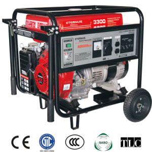 Camping Gasoline Generator for Egypt Market (BH5000ES) pictures & photos