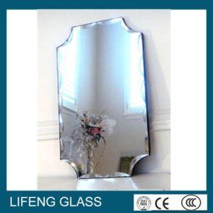 b03cfe37f13 China Hot Sale Modern Fancy Mirror Beveled Edge Pieces Silver Mirror ...