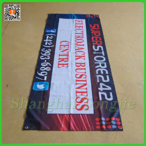 Polyester Hanging Decorative Flags (TJ-17) pictures & photos