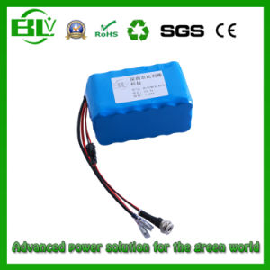 24V 8ah Li-ion Battery Battery Pack Lithium Battery for Electric Scooter Electric Self Balance Car pictures & photos