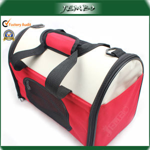 Newly Trendy Red Durable 600d Oxford Dog Pet Bag pictures & photos