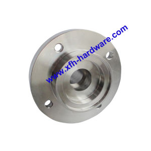 CNC Processing Part Stainless Steel Plate Flange