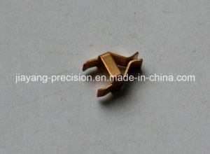 Customized Copper Stamping Part Small pictures & photos