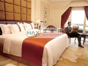 Holiday Inn Bedding Set 200tc 20% Polyester 80% Cotton Bedsheet