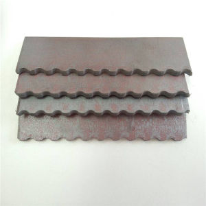 China Wholesale Grating Usage Q235 Hot Rolled Serrated Flat Bar Price pictures & photos