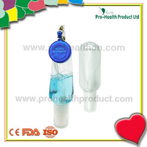 Empty hand sanitizer bottle with retractable holder reel(pH009-067B) pictures & photos